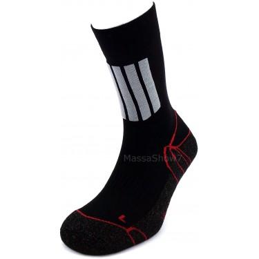 Mi-chaussette Sport Antimicrobienne X-Static