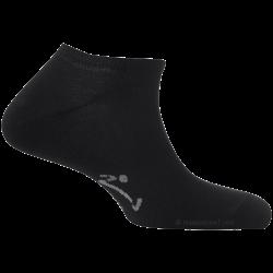 Mini-Socquettes Pour Homme Et Femme Noires