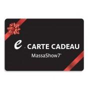 E-Carte Cadeau MassaShow7®