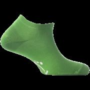 Mini-Socquettes Couleur Vert Pomme En Coton De Fabrication Française