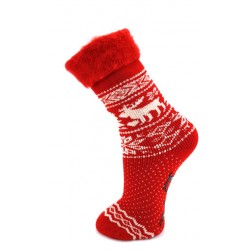 Mi-chaussette Noël ABS