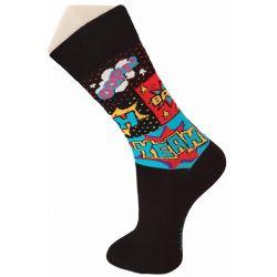 Chaussettes thème Pop Art