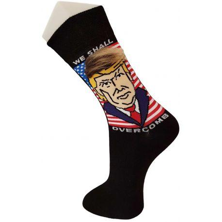Chaussette Trump