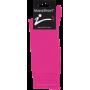 Mi-Chaussettes En Coton Massashow7 Rose Fuchsia