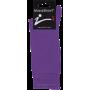 Mi-Chaussettes En Coton Massashow7 Violettes