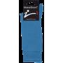 Mi-Chaussettes En Coton Massashow7 Bleu Denim