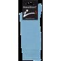 Mi-Chaussettes En Coton Massashow7 Bleu Ciel