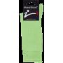 Mi-Chaussettes En Coton Massashow7 Vert Anis