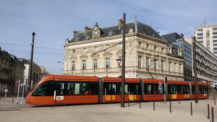 ligne-de-tramway-centre-ville-le-mans