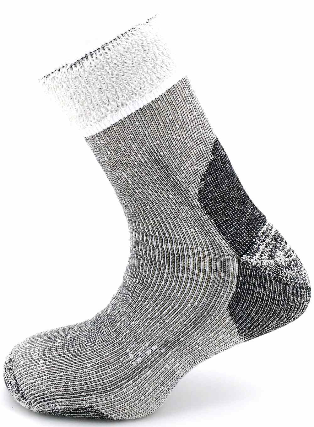 la chaussette EXTRA, la chaussette anti-froid